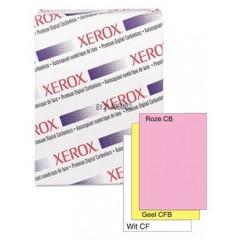 Xerox digital A4 80gr 3-voud NCR roze-geel-wit (DIGI02)