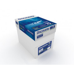 Discovery DIN A4 75gr wit non-stop-box