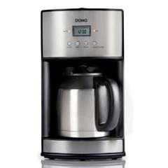 Koffiezet Domo inox 1,2l