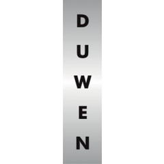 Pictogram Stewart Superior zelfklevend duwen