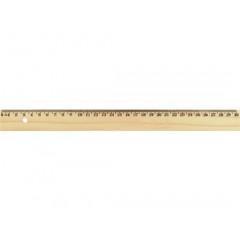 Lat Westcott 30cm hout zonder metaalinleg