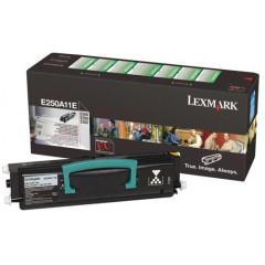 Toner Lexmark Mono Laser E250A11E E250d 3.500 pag. BK