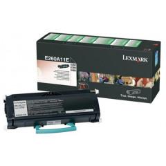 Toner Lexmark Mono Laser E260A11E E260 3.500 pag. BK