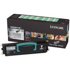 Toner Lexmark Mono Laser E352H11E E350d 9.000 pag. BK