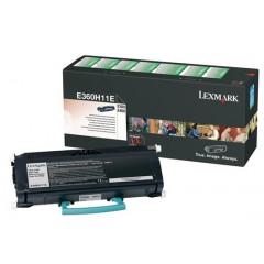 Toner Lexmark Mono Laser E360H11E E360d 9.000 pag. BK