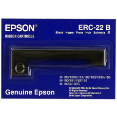 Lint Epson ERC22 zwart