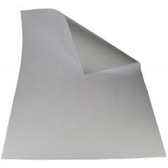 Tekenpapier Folia 50x70cm 130gr wit