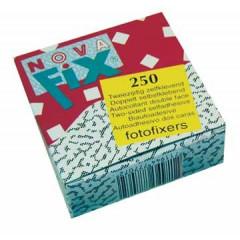 Fotokleefstrips 3L tweezijdig zelfklevend (250)