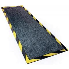 Kabelmat Floortex Cleartec Kablemat opvallend voorzien van antislip ondergrond 40x120cm
