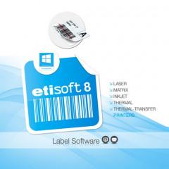 Etisoft label software op cd 31100053