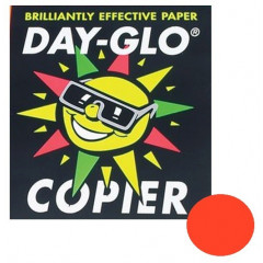 Day-glo DIN A3 100gr fluo rood