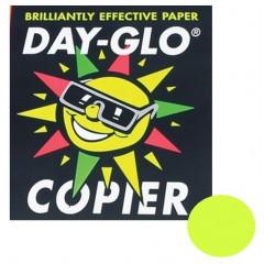 Day-glo DIN A4 100gr fluo geel