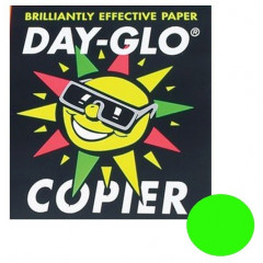 Day-glo DIN A4 100gr fluo groen