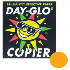 Day-glo DIN A2 100gr fluo oranje