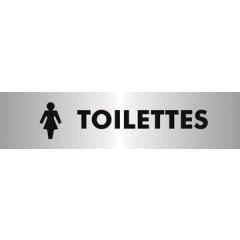Pictogram Stewart Superior zelfklevend toilettes dames