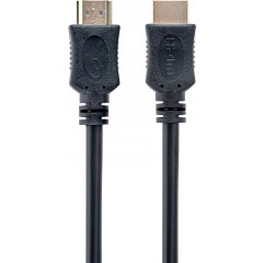 "Kabel Cablexpert High Speed HDMI met Ethernet ""Select Series"" 3m zwart"