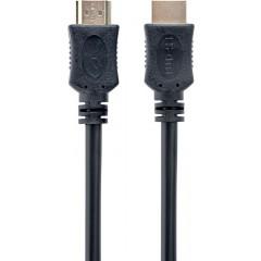 "Kabel Cablexpert High Speed HDMI met Ethernet ""Select Series"" 4,5m zwart"