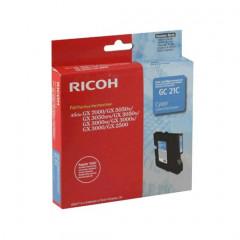 Ricoh aficio GX3000/3050 inkt CY (405533)