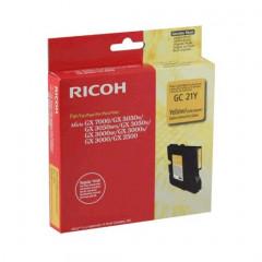 Ricoh aficio GX3000/3050 inkt YEL (405535)