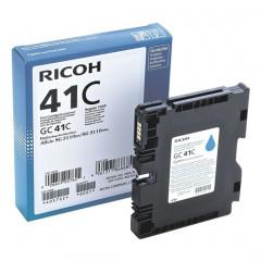 Cartridge Ricoh Inkjet GC41 Aficio SG 3100SNw 2.200 pag. CY (405762)