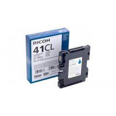 Cartridge Ricoh Inkjet GC41 Aficio SG 2100N 400 pag. CY (405766)
