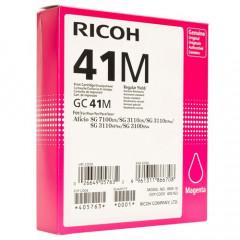 Cartridge Ricoh Inkjet GC41 Aficio SG 3100SNw 2.200 pag. MAG (405763)