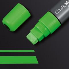 Krijtmarker Sigel 150 schuin 5-15mm groen