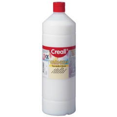 Vernis Creall op waterbasis 1000ml transparant glanzend