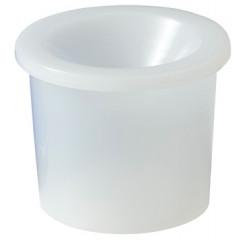 Antiknoeipot Creall verf kunststof 125ml transparant