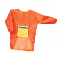 Schilderschort Creall 2-4jaar oranje