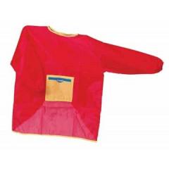 Schilderschort Creall 5-8jaar rood