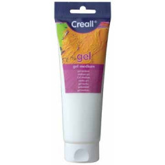 Gel Creall voor acrylverf 250ml medium transparant