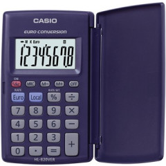 Zakrekenmachine Casio HL-820VER