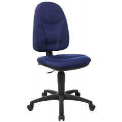 Bureaustoel Pergamy home chair 50 blauw