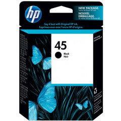 Cartridge HP Inkjet 45A DeskJet 850 C 930 pag. BK