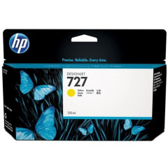 Cartridge HP Inkjet 727 DesignJet T 920 130ml YEL