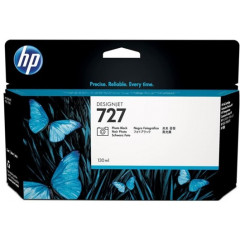 Cartridge HP Inkjet 727 DesignJet T 920 130ml PBK