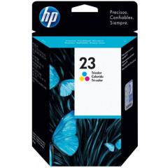 Cartridge HP Inkjet 23 DeskJet 890 C 620 pag. COL