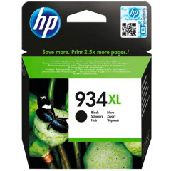 Cartridge HP Inkjet 934XL OfficeJet 6820 E-AIO 1.000 pag. BK