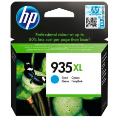 Cartridge HP Inkjet 935XL OfficeJet 6820 E-AIO 825 pag. CY