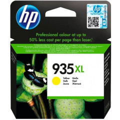 Cartridge HP Inkjet 935XL OfficeJet 6820 E-AIO 825 pag. YEL