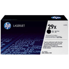 HP laserjet 5000/5100 toner C4129X BK