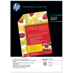 HP fotopapier superior glossy A4 180GR (50)