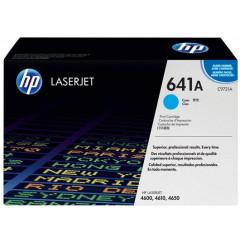 HP col laser 4600 toner C9721A CY (641A)