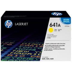 Toner HP Color Laser 641A Color LaserJet 4600 8.000 pag. YEL