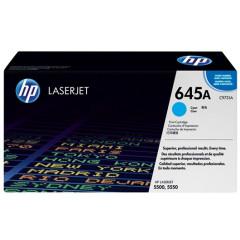 HP col laser 5500 toner C9731A CY (645A)