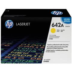 Toner HP Color Laser 642A Color LaserJet CP4005dn 7.500 pag. YEL