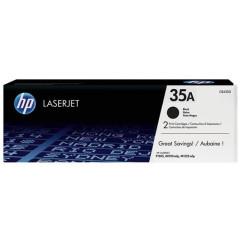 Toner HP Mono Laser 35A DUO LaserJet P1005 2x1.500 pag. BK