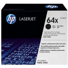 Toner HP Mono Laser 64X LaserJet P4014 24.000 pag. BK