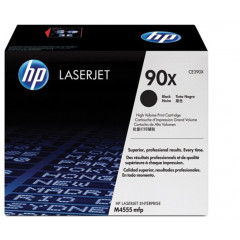 Toner HP Mono Laser 90X LaserJet Enterprise 600 M601dn 24.000 pag. BK